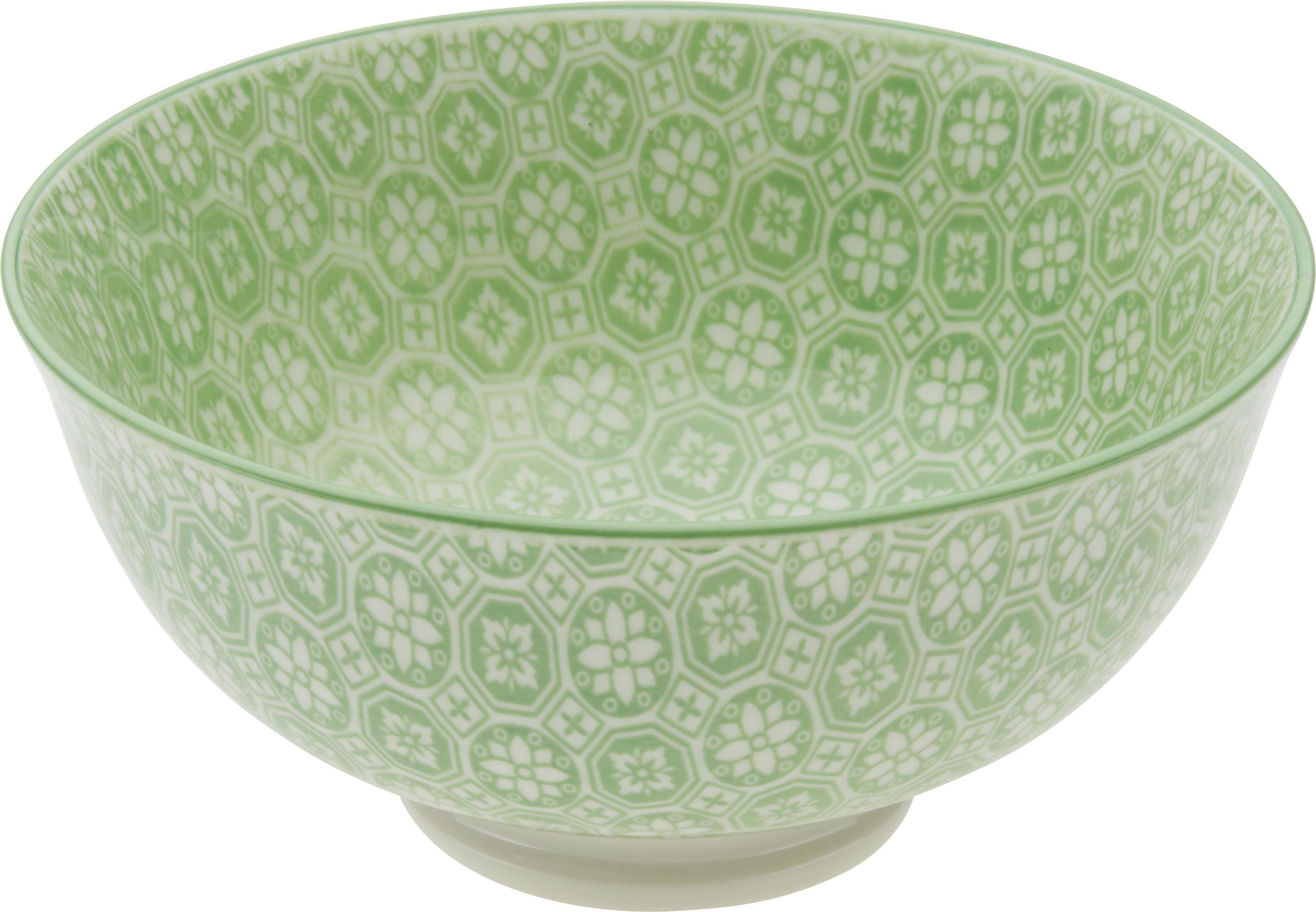 Schale Shakti aus Porzellan - Multicolor, LIFESTYLE, Keramik (11,5/5,8cm) - MÖMAX modern living