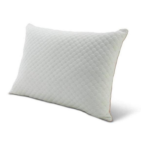 Párna Dormeo Sleep Inspiration - Pink/Fehér, Textil (61/40/16cm)