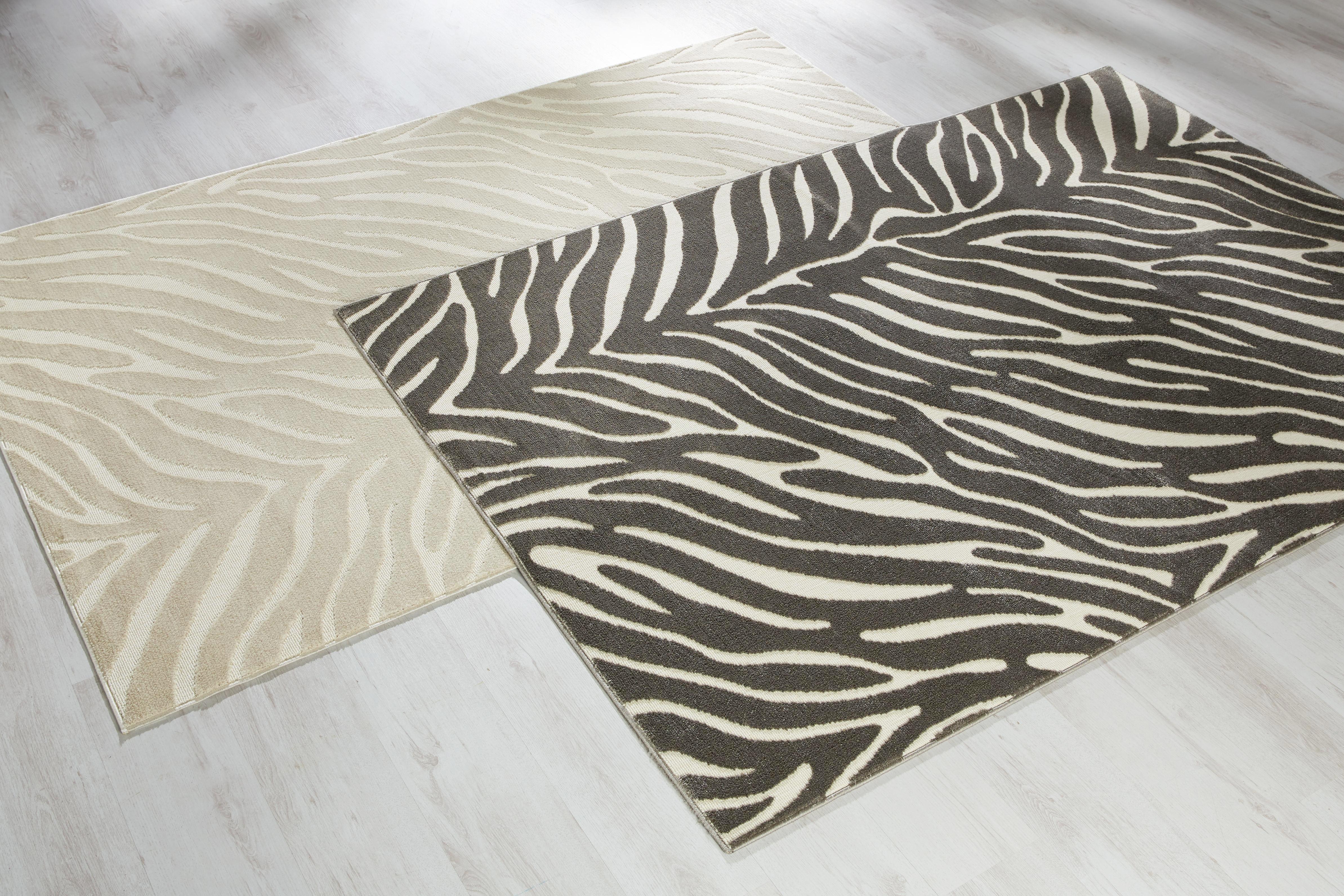 Szőnyeg Kaduna - krém, Lifestyle, textil (160/230cm)