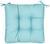 Sitzkissen Elli Blau 40x40x7cm - Blau, Textil (40/40/7cm) - Mömax modern living