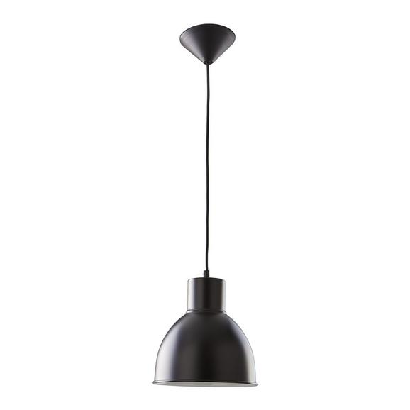 Pendelleuchte Nessaja - Schwarz, MODERN, Metall (21,5/130cm) - Bessagi Home