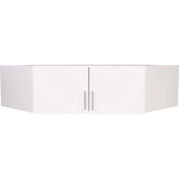 Nastavek Za Omaro Celle - aluminij, Moderno, umetna masa/leseni material (117/39/117cm) - Premium Living