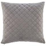 Zierkissen Rebekka 43x43 cm - Grau, MODERN, Textil (43/43cm) - Mömax modern living