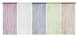 Zsinórfüggöny Promotion - Lila/Zöld, konvencionális, Textil (90/200cm) - MÖMAX modern living