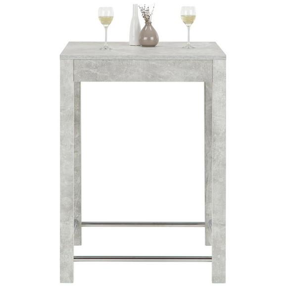 bartisch in grau online kaufen m max. Black Bedroom Furniture Sets. Home Design Ideas