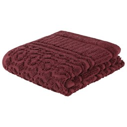 Gästetuch Carina Lila - Lila, ROMANTIK / LANDHAUS, Textil (30/50cm) - Mömax modern living