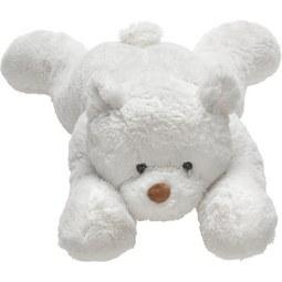 Plüschtier Knut in Weiß, aus Polyester - Weiß, Textil (75cm) - MÖMAX modern living