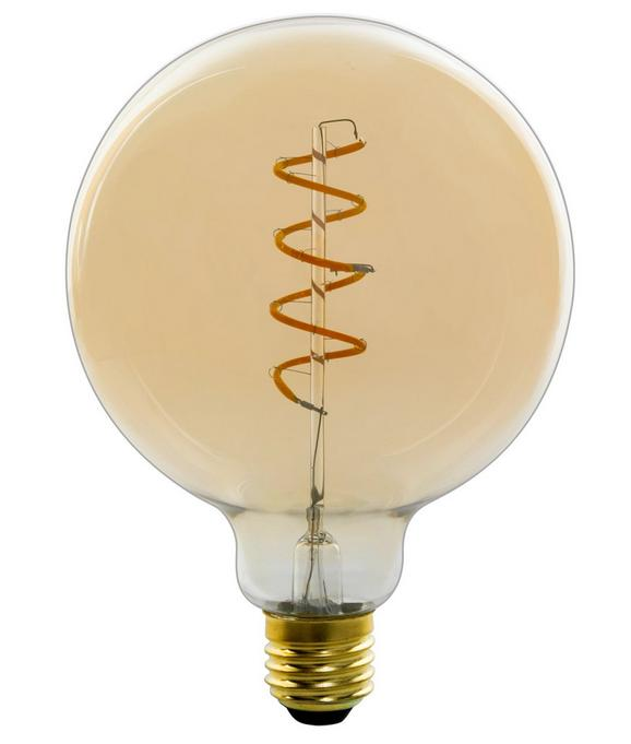 Deko-Leuchtmittel 11404fma max. 4 Watt - Goldfarben, Glas/Metall (12,5/17cm) - MÖMAX modern living