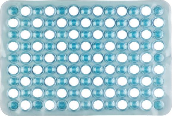 Badewanneneinlage ca. 46x33cm, Rutschfest - Klar, Kunststoff (46/33cm)