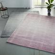 Webteppich Kopenhagen ca. 70x130cm - Hellrosa, Basics, Textil (70/130cm) - Mömax modern living
