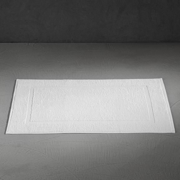 Badematte Dyckhoff 50x75cm - Weiß, KONVENTIONELL, Textil (50/75cm) - Dyckhoff