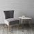 Sessel in Grau 'Laura' - Grau, MODERN, Holz/Textil (62/83/62cm) - Bessagi Home