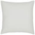 Pernă Decorativă Nizza - alb, Modern, textil (45/45cm) - Modern Living