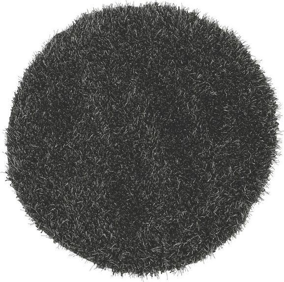 Hochflorteppich Lambada Anthrazit 67 cm - Anthrazit (67cm) - Based