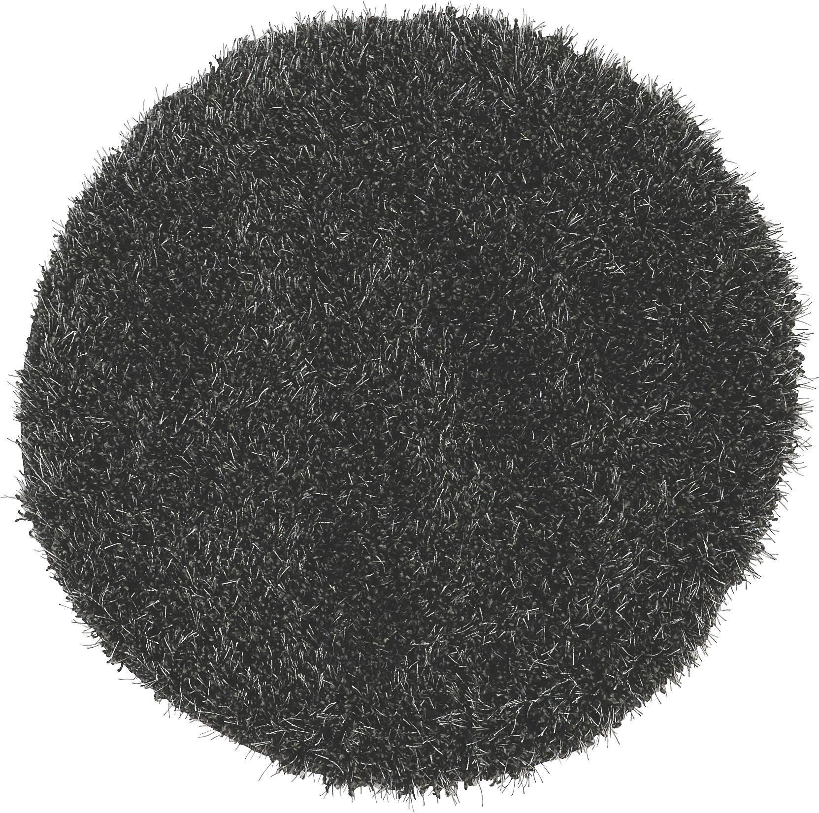 Shaggy Szőnyeg Lambada - antracit (67cm) - MÖMAX modern living