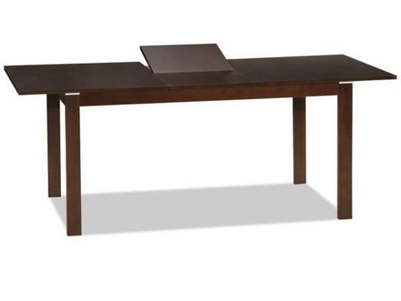 Étkezőasztal Cseresznye Színben - modern (120-150/74/80cm)