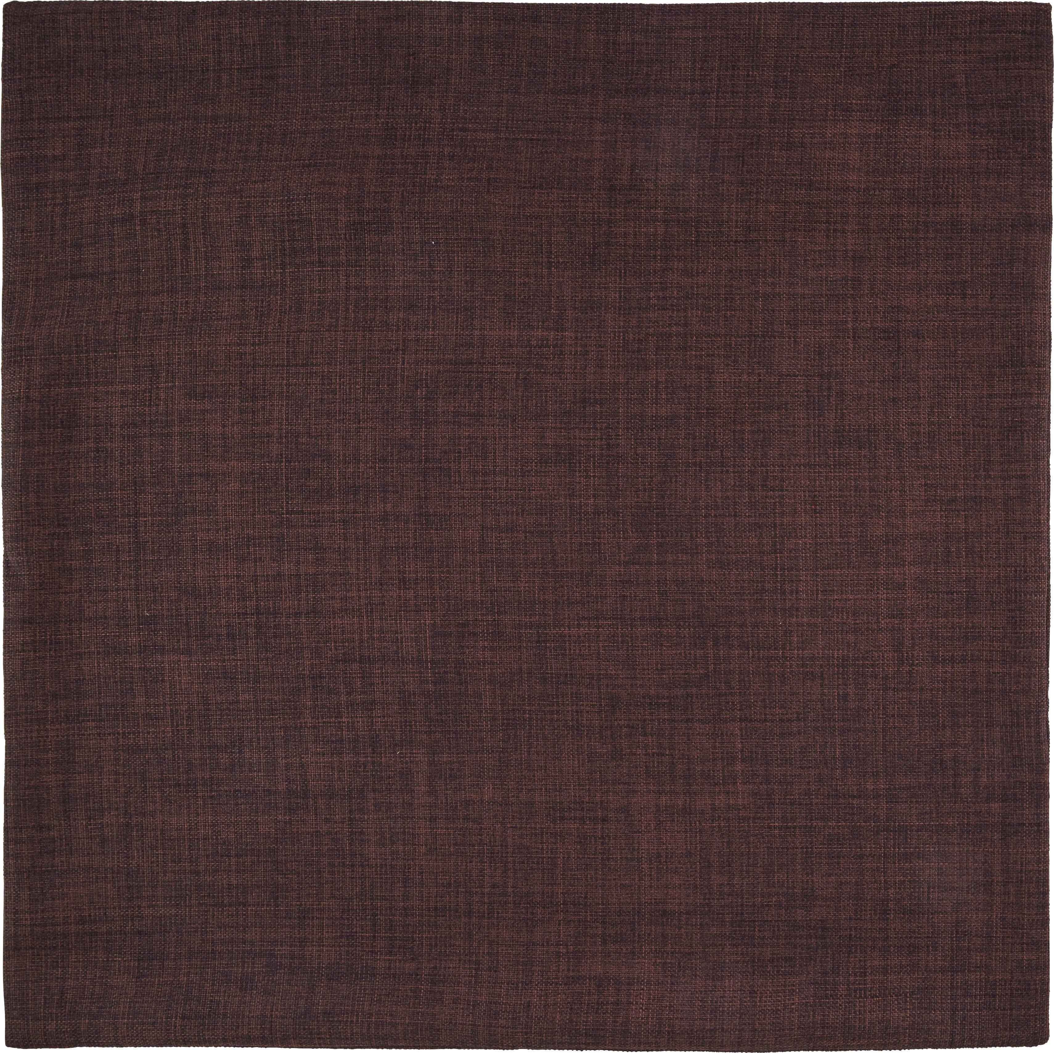 Párnahuzat Leinenoptik - barna, konvencionális, textil (60/60cm) - MÖMAX modern living