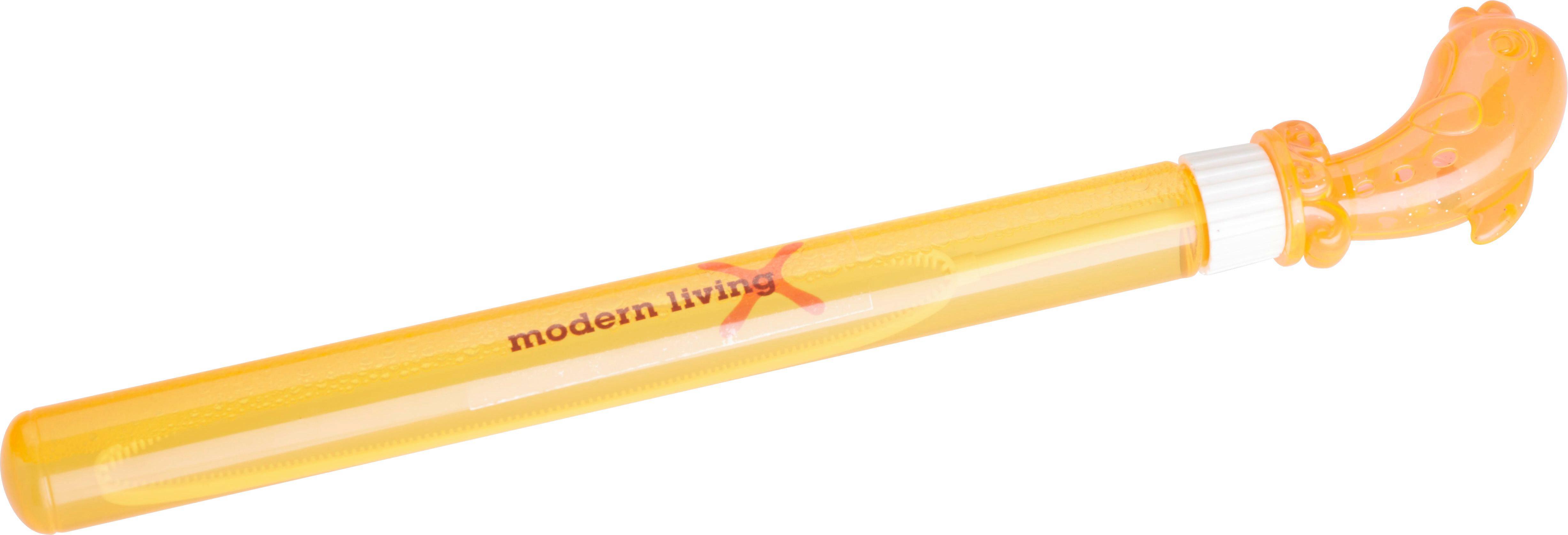 Buborékfújó Maren - pink/narancs, műanyag (3,5/36cm) - MÖMAX modern living