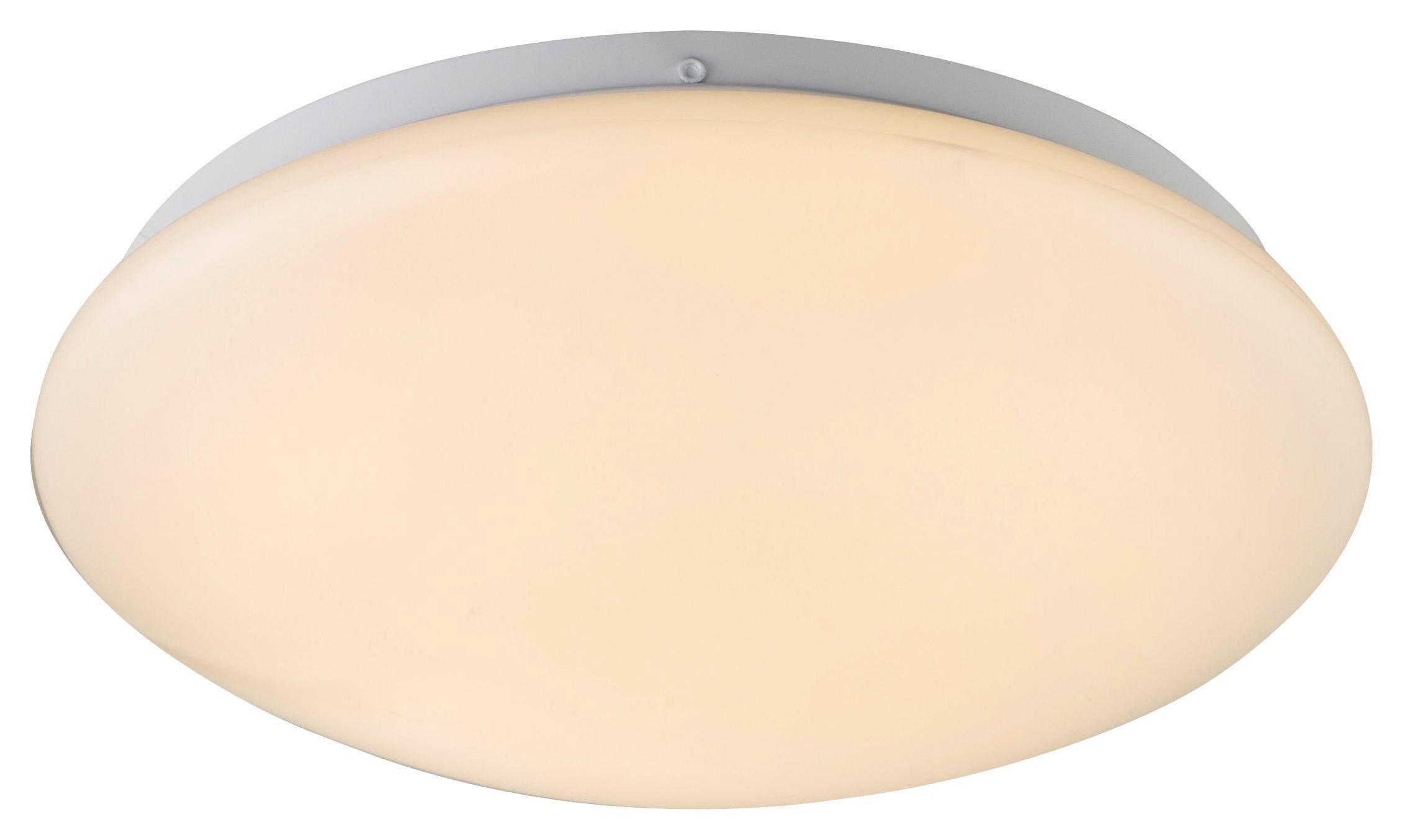 Led Mennyezeti Lámpa Dalia - fehér, konvencionális, műanyag/fém (26/8cm) - MÖMAX modern living