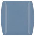 Desertni Krožnik Pura Bleu - svetlo modra, Moderno, keramika (20/20cm) - Mömax modern living