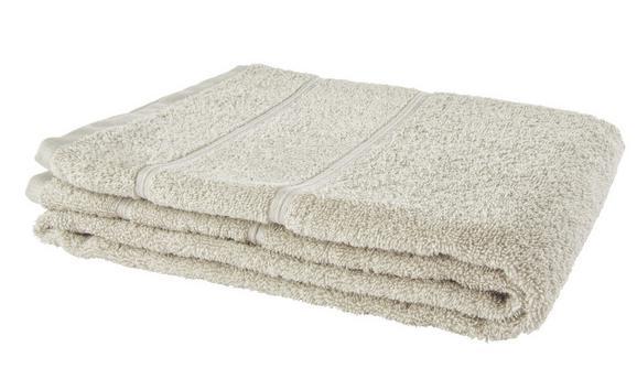 Brisača Za Kopanje Melanie - siva, tekstil (70/140cm) - MÖMAX modern living