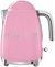 Wasserkocher Klf03pkeu Pink, 1,7l - Pink (22,3/24,8/17,1cm) - SMEG