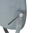 Stehleuchte Blanche Grau max. 60 Watt - Grau, LIFESTYLE, Metall (69/179cm) - Mömax modern living