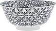 Schüssel Shiva in verschiedenen Designs - Schwarz/Weiß, LIFESTYLE, Keramik (21/8cm) - Mömax modern living
