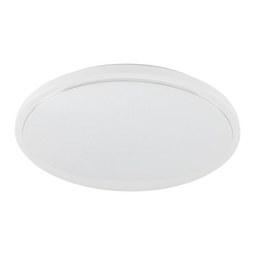 LED-Deckenleuchte Sören max. 48 Watt - Weiß, KONVENTIONELL, Kunststoff (55cm) - Premium Living