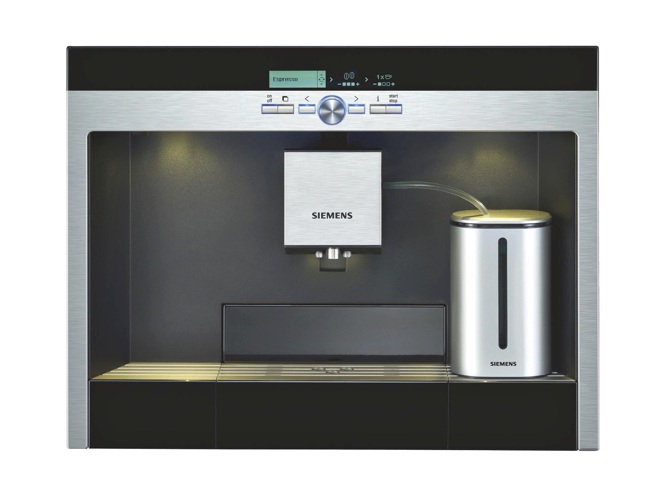 Kaffeevollautomat Siemens Tk76k573, 1700 Watt - ROMANTIK / LANDHAUS, Metall (59,5/45,4/53,5cm) - SIEMENS