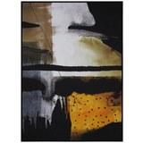 Keilrahmenbild Denise ca. 100x140cm - Gelb/Schwarz, Holz/Kunststoff (100/140cm) - Mömax modern living