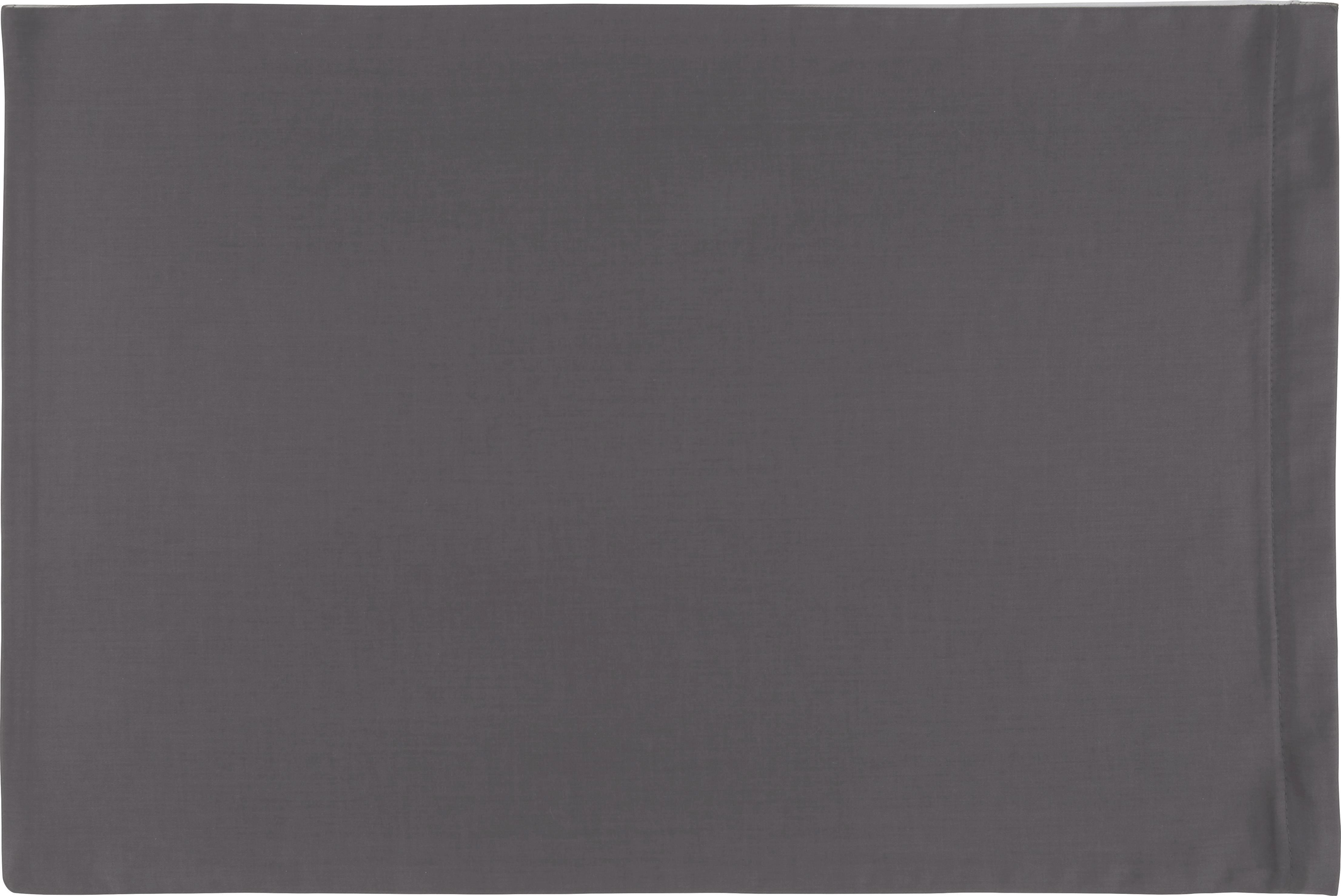 Párnahuzat Belinda - világosszürke/antracit, textil (40/60cm) - premium living