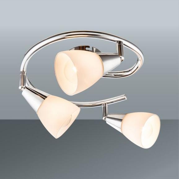 Strahler Tadeus, max. 40 Watt - KONVENTIONELL, Glas/Metall (25/15cm)