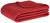 Fleecedecke Trendix Rot 130x180cm - Rot, Textil (130/180cm) - Mömax modern living