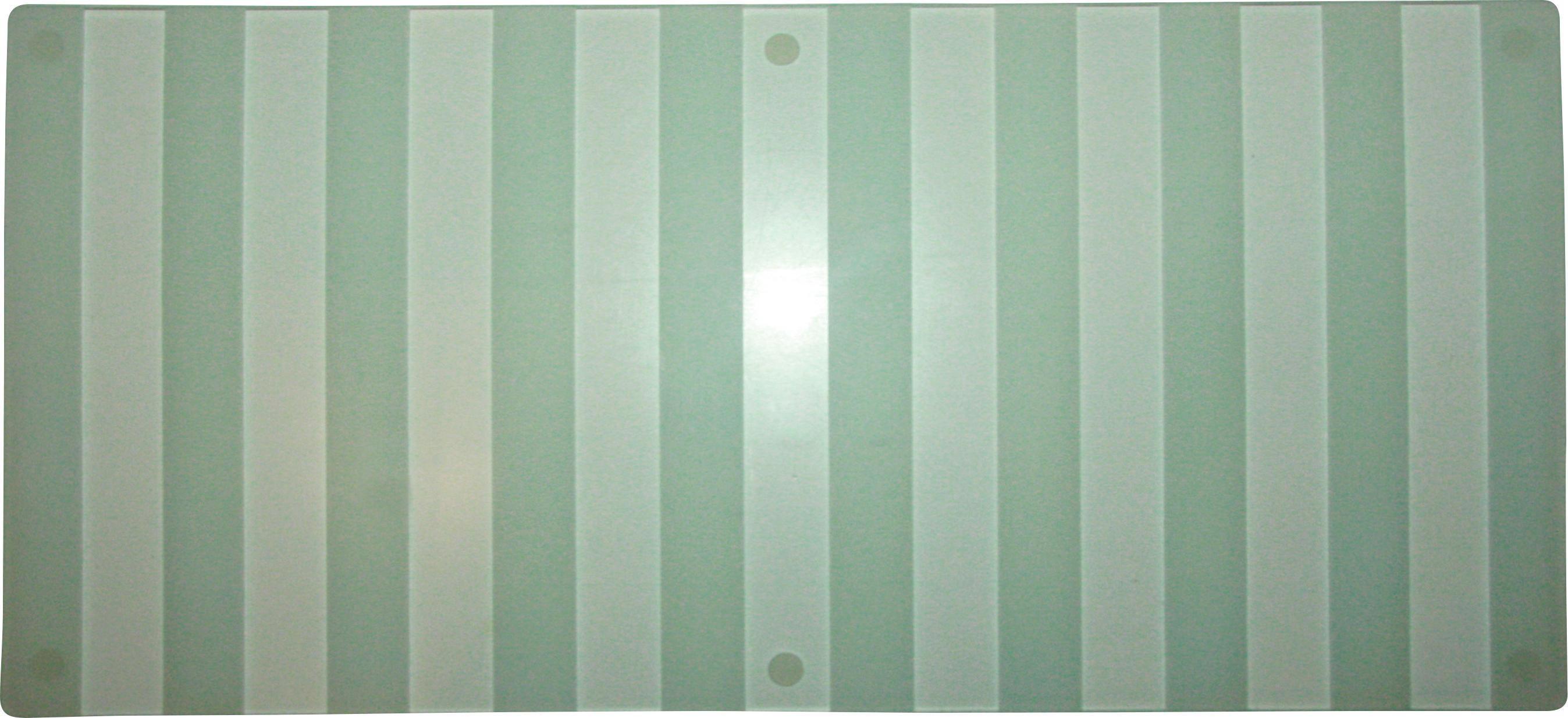 Főzőlap Védő Patty - tiszta/fehér, üveg (56/27/0,5cm) - MÖMAX modern living