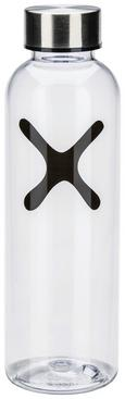 Steklenička Mömax 4 You -ext- - roza/črna, kovina/umetna masa (7/21cm) - Mömax modern living