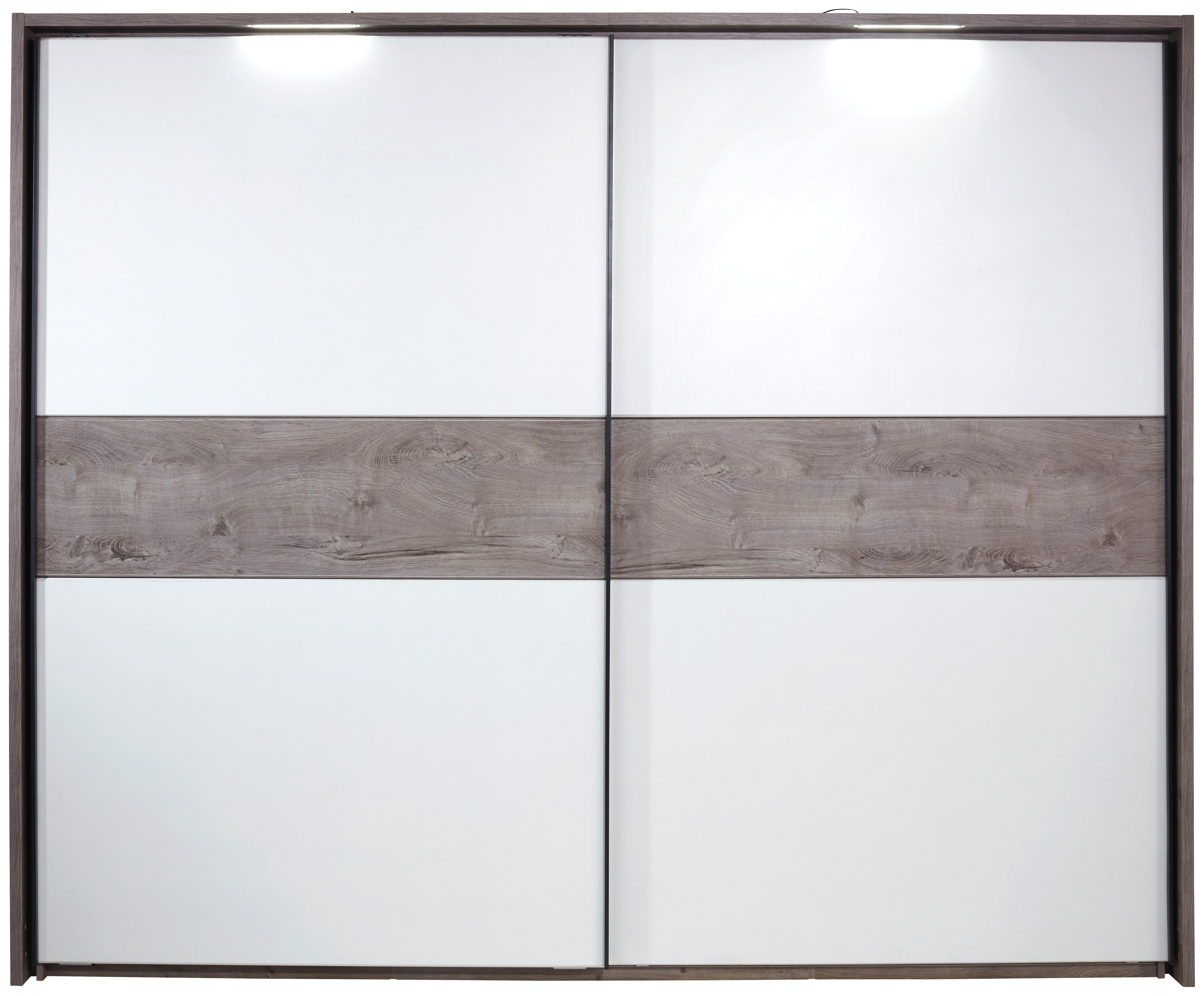 Okrasni Okvir Julia - hrast, Konvencionalno, leseni material (325/230/17,5cm) - Mömax modern living