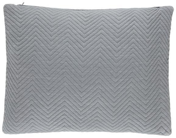 Díszpárna Bilbao - Antracit, Textil (40/50cm) - Mömax modern living