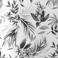 Bettwäsche Leona Wende 200x200cm - Anthrazit/Grau, MODERN, Textil (200/200cm) - Premium Living