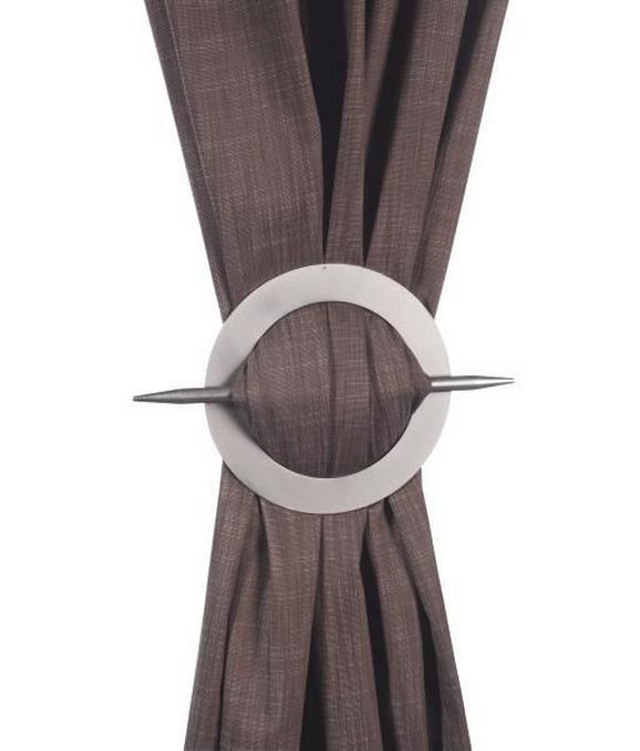 Függönyelkötő Rommi - Fém (15/15cm) - Mömax modern living
