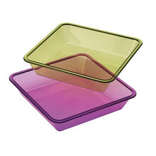 Konyhai Mérleg Solac Bc6260 - lila/sárga, konvencionális, műanyag/fém (38/24/38cm)