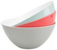 Skleda Za Solato Arielle - roza/siva, Trendi, umetna masa (27/12,5cm) - Mömax modern living