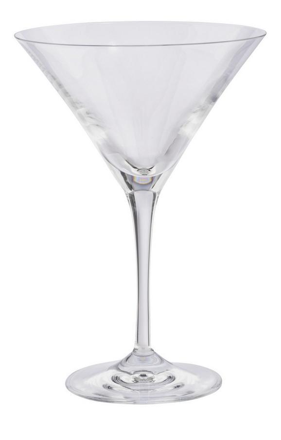 Cocktailglas Martini aus Glas, ca. 150ml - Klar, MODERN, Glas (0,150l) - Mömax modern living