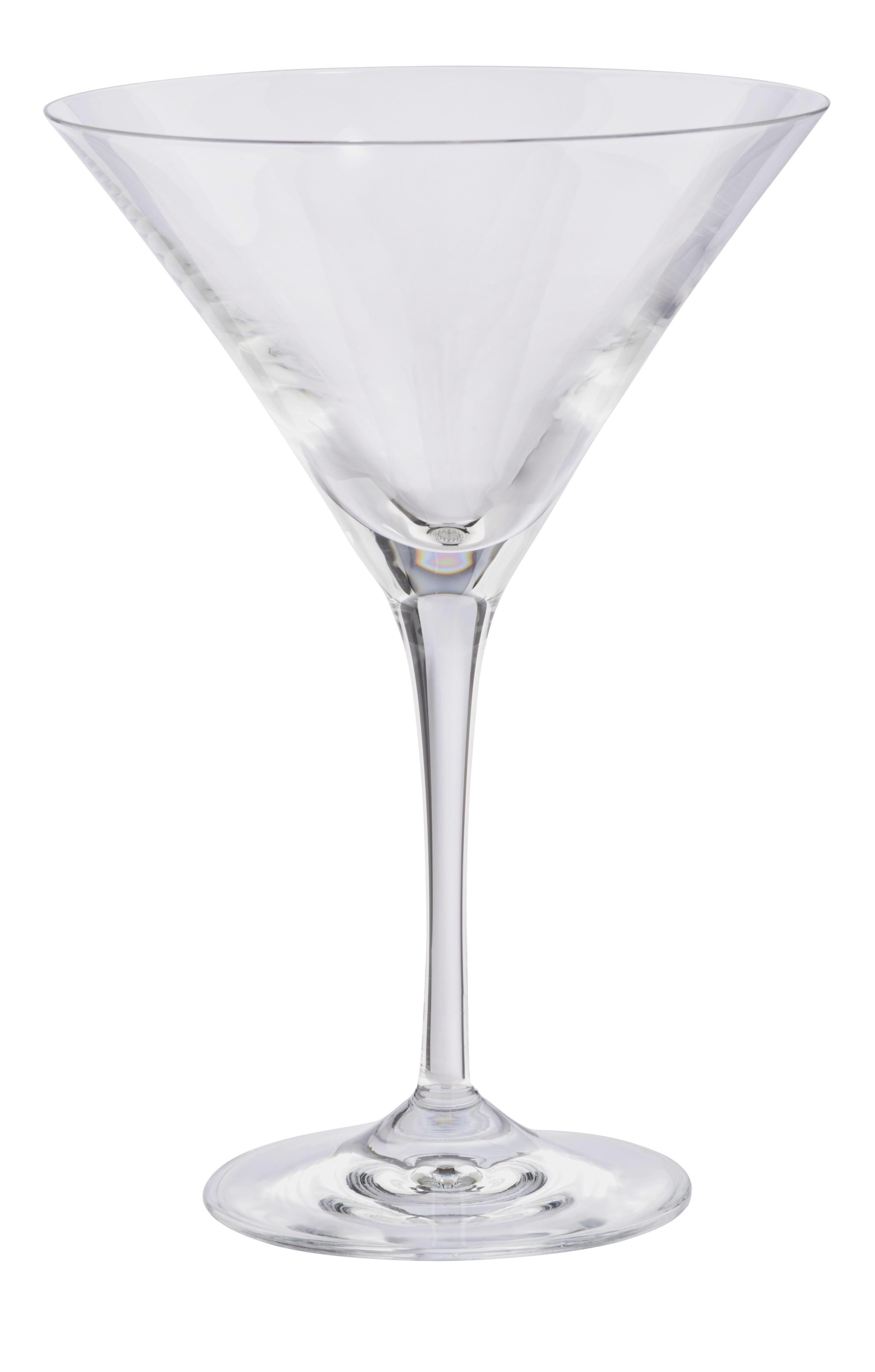 Koktélos Pohár Martini - tiszta, modern, üveg (0,150l) - MÖMAX modern living