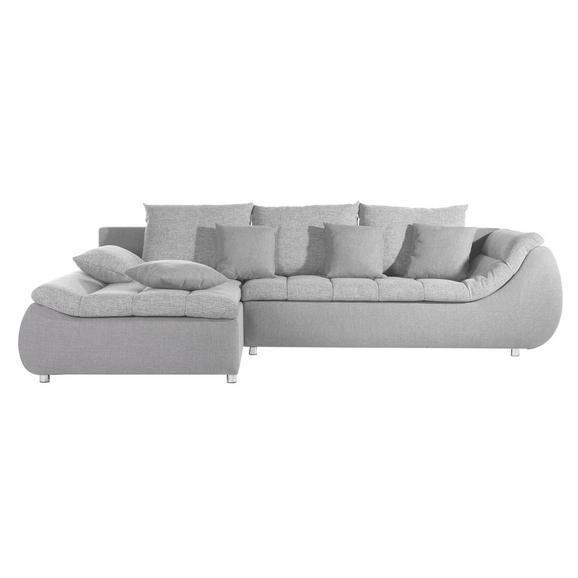 Funkcijska Sedežna Garnitura Antonio - odtenki umazano rjave/sivo rjava, kovina/umetna masa (205/95/300cm) - Mömax modern living