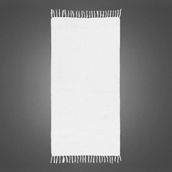 Handwebteppich Rodeo 70x140 cm - Naturfarben, KONVENTIONELL, Textil (70/140cm) - Mömax modern living