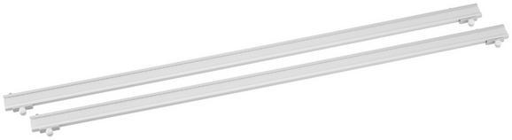 Vodilo Za Panelne Zavese Style - aluminij, kovina (60cm) - Premium Living