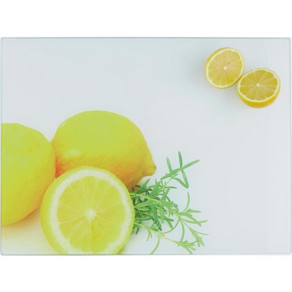 Deska Za Rezanje Zitrone - umetna masa/steklo (30/40/0,4cm) - Mömax modern living