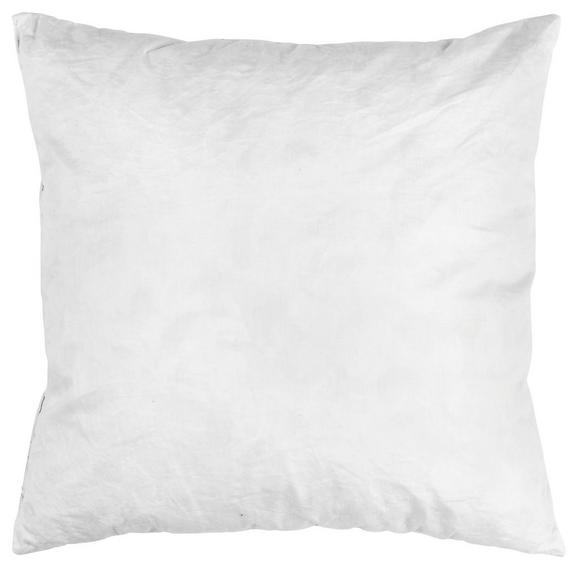 Polster Fride in Weiß, ca. 40x40cm - Weiß, Textil (40/40cm)