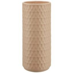 Vase Sina aus Keramik - Beige, Keramik (8,8/19,8cm) - Mömax modern living